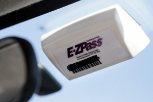 EZ Pass transmitter