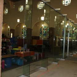 Commercial Structural Heavy Glass Wall