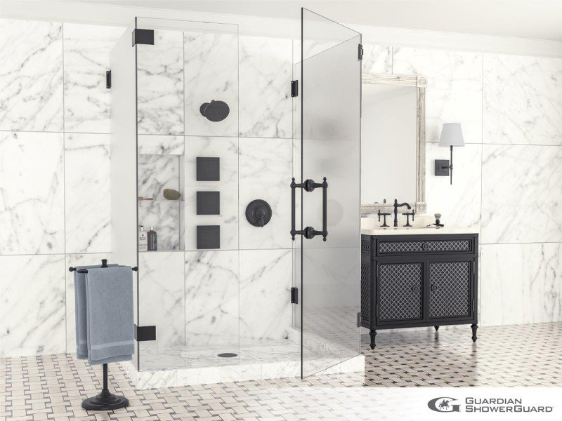 Glass Shower Doors & Glass Shower Enclosures | Flower City Glass