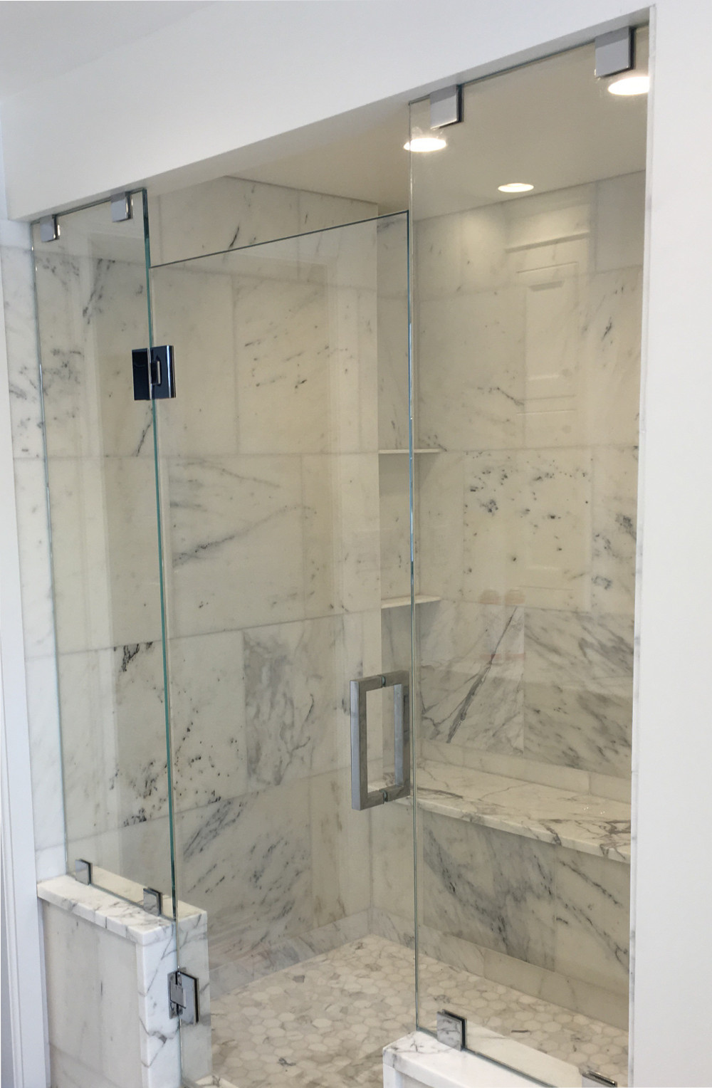 ... Glass Shower Doors ...